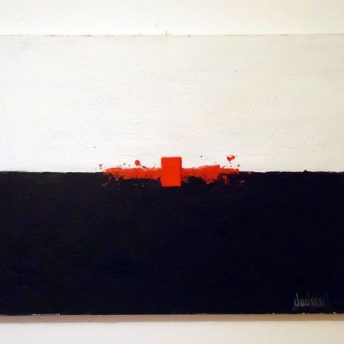 giovane pittore Davide Dadenes