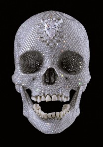 For the Love of God, Damien Hirst.