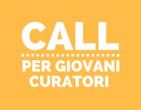 call per giovani curatori