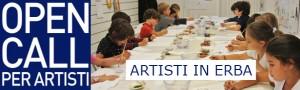 Bando per artisti per workshop con bambini