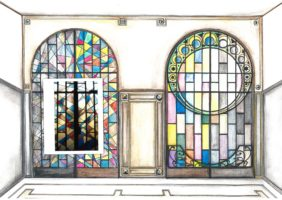 mostra arte contemporanea, Ariel De Boni, Sotto Forma, Superstudio più