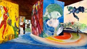 Chagall Sogno di una notte d'estate mostre adulti e ragazzi ottobre