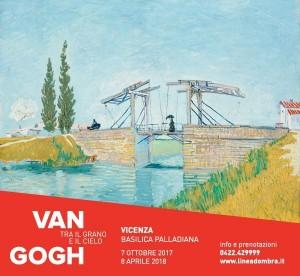Van Gogh Tra il grano e il cielo mostre bambini ottobre
