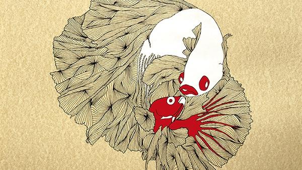 Marta Costantino illustrazione a tecnica mista